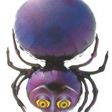 HALLOWEEN PAIANJEN SPIDER - BALON FOLIE, 70CM