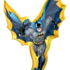 BATMAN ACTION - BALON FOLIE FIGURINA, 35CM