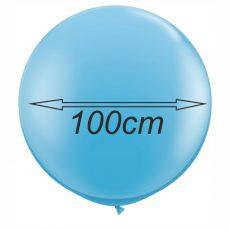 BALOANE LATEX PASTEL - FORMA ROTUNDA, DIAM. 100cm, 1 BUC.