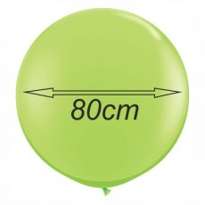 BALOANE LATEX MARI - FORMA JUMBO, DIAM. 80CM, 1 BUC.