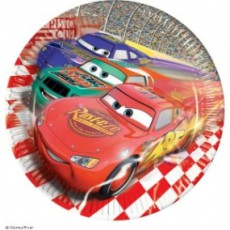 Cars Piston Cup Farfurii