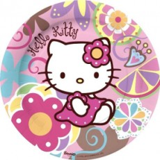 Hello Kitty Farfurii