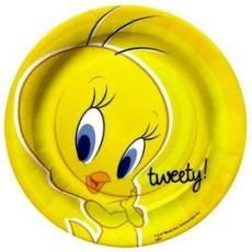 Tweety Yellow Farfurii