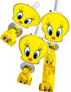Tweety Yellow Suflatori
