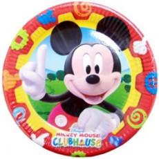 Mickey Clubhouse Farfurii