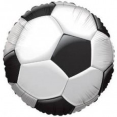 FOOTBALL - BALON FOLIE, FORMA ROTUNDA, DIAM. 45CM