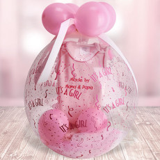 CADOU IN BALON - IT'S A GIRL!
