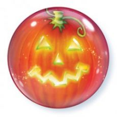 HALLOWEEN DOVLEACUL MAGIC PUMPKIN - BALON FOLIE, DIAM. 56CM