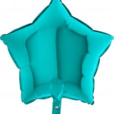 STAR TIFFANY - BALON FOLIE, FORMA STEA, DIAM. 46CM