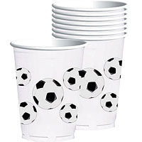football cups