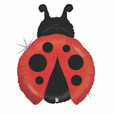 GARGARITA BUBURUZA LITTLE LADY BUG - BALON FOLIE FIGURINA, 68CM