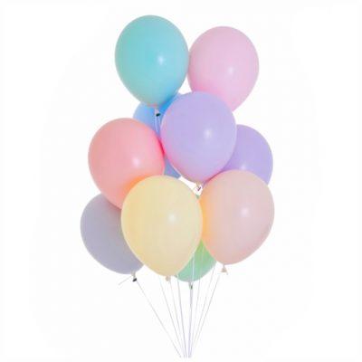 macaron baloane pentru decoratiuni